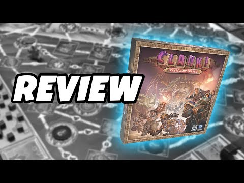 What's in the box...CLANK!: THE MUMMY'S CURSE