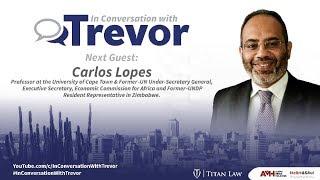 Carlos Lopes in Conversation with Trevor