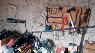 palombe.org Détails de création d'un balancier pour la chasse en palombière