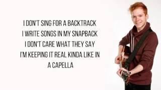 Chase Goehring - A Capella / Lyrics - Video Youtube