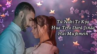 Tera Dard (Lyrics Video) - RCR Ft. Nisha Rajput - YouTube
