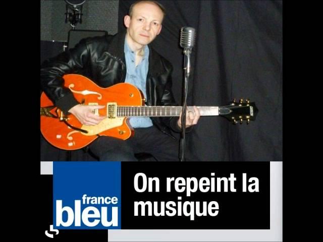 Christophe Dupin On Repeint La Musique Sur France Bleu