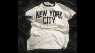 John Lennon nyc t shirt  famous