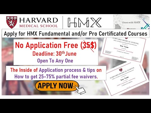 HMX Course Offers   Sure Success Tips on financial Add   Harvard ...