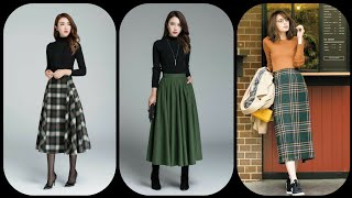 Modern Full Skirts With Unique Designs