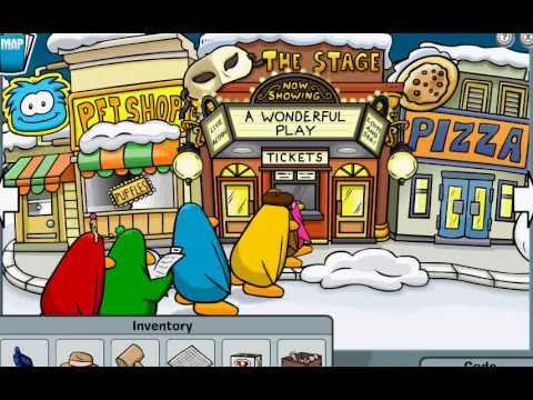 club penguin missions 8