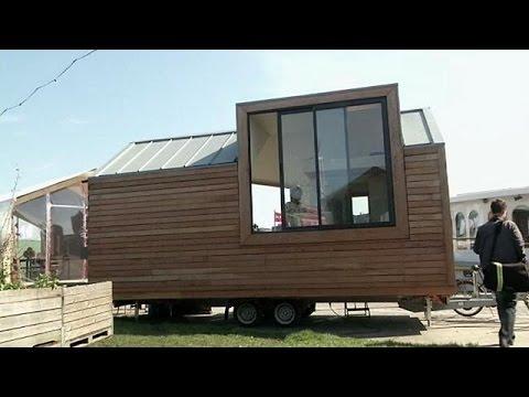 Άμστερνταμ: Έκθεση με βιώσιμες κατοικίες και νέα υλικά – hi-tech