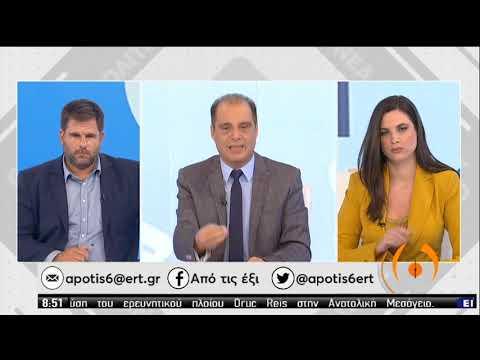 Κ. Βελόπουλος: Αν θέλουμε ειρήνη πρέπει να είμαστε έτοιμοι για πόλεμο   28/08/2020   ΕΡΤ
