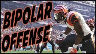 THAT BIPOLAR OFFENSE!! - Madden 16 Ultimate Team | MUT 16 PS4 Gameplay