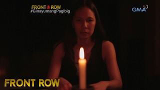 Front Row: Occult practitioner, ikinuwento ang karanasan sa panggagayuma | Kholo.pk