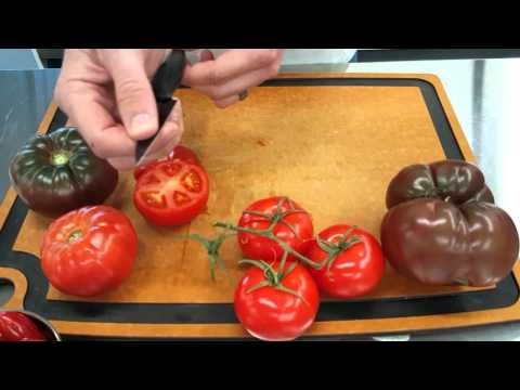 How to Stem and Core Tomatoes | Time Inc. Food Studios