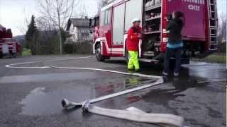 preview picture of video 'Feuerwehrjugend Lustenau - mittendrin statt nur dabei!'