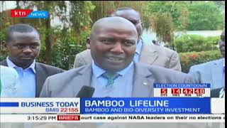Uasin Gishu residents to benefit from a Sh1.6Bn bamboo project