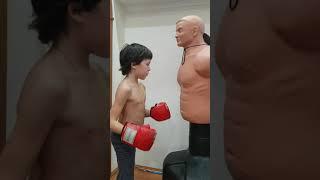 Тренировка бокс