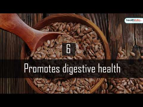 Health Benefits of Flax seeds | Healthfolks