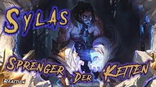 Er KLAUT Ultimates?! ⛓ Sylas, Sprenger der Ketten ⛓ LoL-Reaction [A13/German]