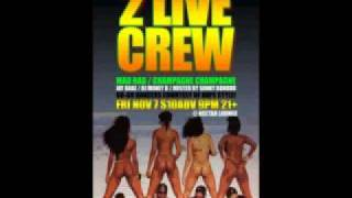 Banned In The U.S.A. - What Is This [Much 2 Black Mix] - 2 Live Crew.