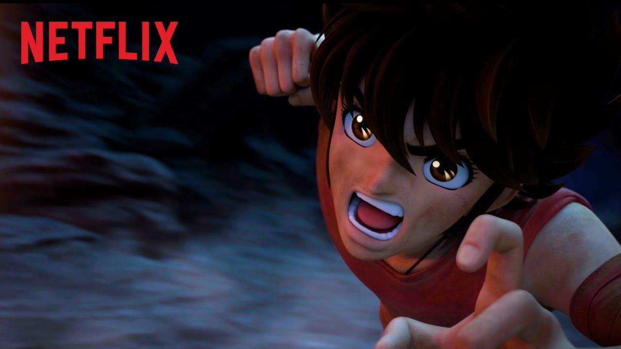 New Animation, Action Movie: Saint Seiya: Knights of the Zodiac, 2019 - Netflix