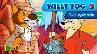 Willy Fog 2 - 01 - The coded message | Full Episode |