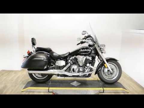 2014 Yamaha V Star 1300 Tourer in Wauconda, Illinois - Video 1