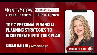 Top 7 Personal Financial Planning Strategies to Incorporate into Your Plan