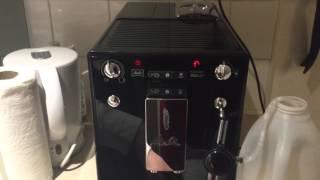 Melitta solo & perfect coffee machine