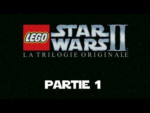 Vidéo LEGO Jeux vidéo PCSWLTO : Lego star Wars II: La trilogie originale PC