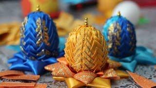 Сувенирное яйцо на Пасху.