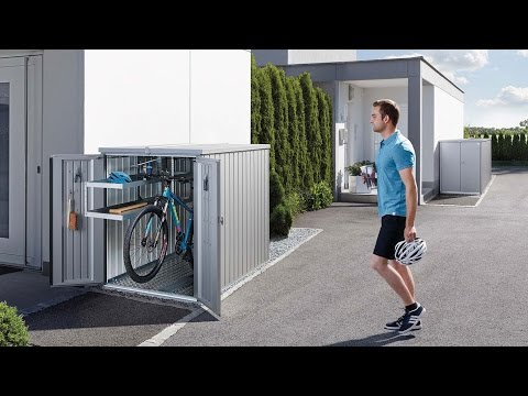 Fahrradgarage MiniGarage von Biohort