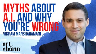 Dr. Vikram Mansharamani | The Art of Critical Thinking | Art of Charm Podcast #830