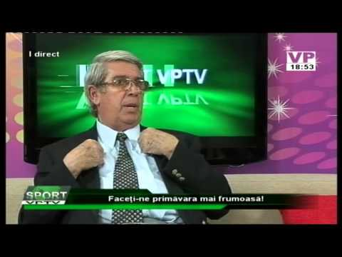 Emisiunea Sport VPTV – Virgil Dridea – 30 martie 2015