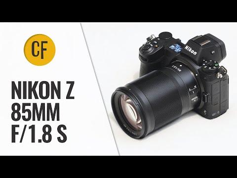 External Review Video qoXCuNEJpCA for Nikon NIKKOR Z 85MM F/1.8 S Lens