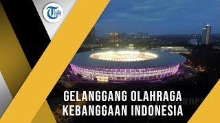 Gelanggang Olahraga (Gelora) Bung Karno, Kompleks Olahraga Internasional Pertama di Indonesia