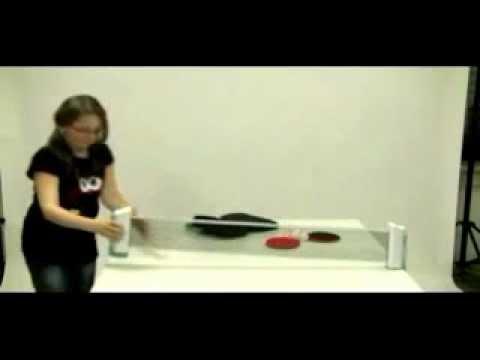 31056   Tischtennis Set  /  Tabletennis Set