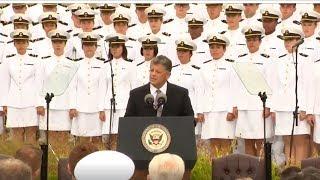 9/11 remembrance ceremony at the Pentagon. VP Mike Pence, Sec. Mattis lead Pentagon 911 remembrance