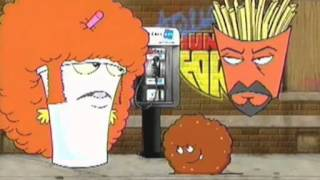 Banned Commercial   AT&T   Aqua Teen Hunger Force
