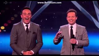 Ant and Dec get buzzed