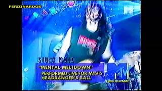 STUCK MOJO  -  MENTAL MELTDOWN