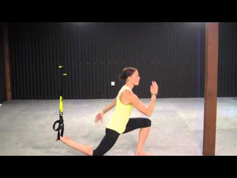 TRX Lunge Progression Combo