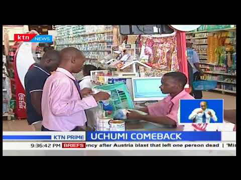 Business Today: Uchumi restocks its stalls