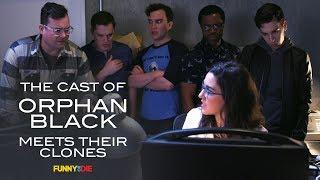 Funny or Die - les acteurs rencontrent leur clones