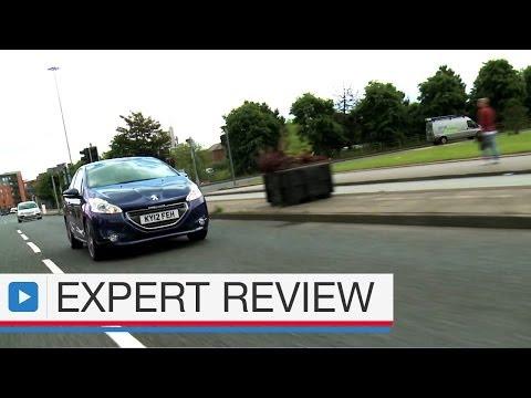 Peugeot 208 hatchback car review