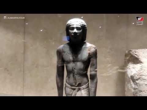 شاهد.. 5200 قطعة أثرية بمتحف شرم الشيخ في أول يوم يفتح للجمهور والسياح