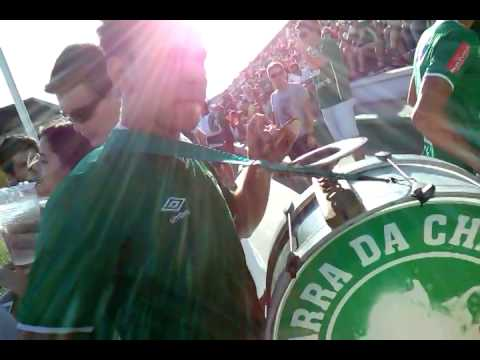 """Barra da Chape - 25/10 - pré-jogo"" Barra: Barra da Chape • Club: Chapecoense"