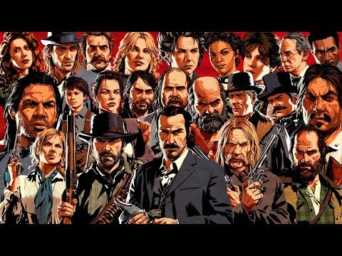Download All 23 Gang Members Endings (Fates) Red Dead Redemption 2 Mp4 HD Video and MP3