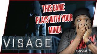 Black Guy Plays: Visage! CRAZY Psychological Horror Game!