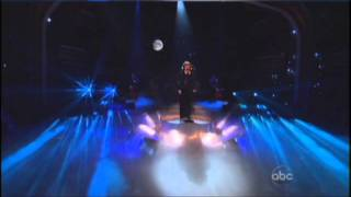 "DWTS - Susan Boyle ""Unchained Melody"" w/Val & Peta"