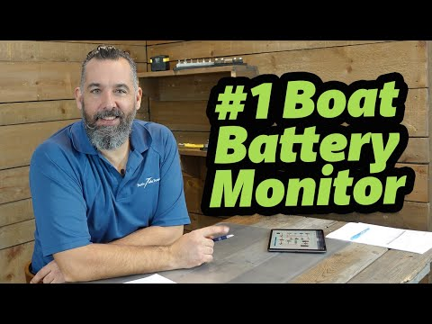 Victron BMV-700 Battery Monitor Product Review