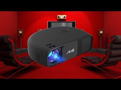 Testfazit : Artlii Full HD LED Beamer - Wird er nun mein neuer oder nicht ? Test Review