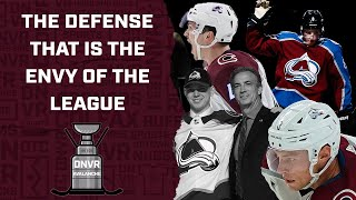How The Avs Built Their Defense Into The Envy Of The League